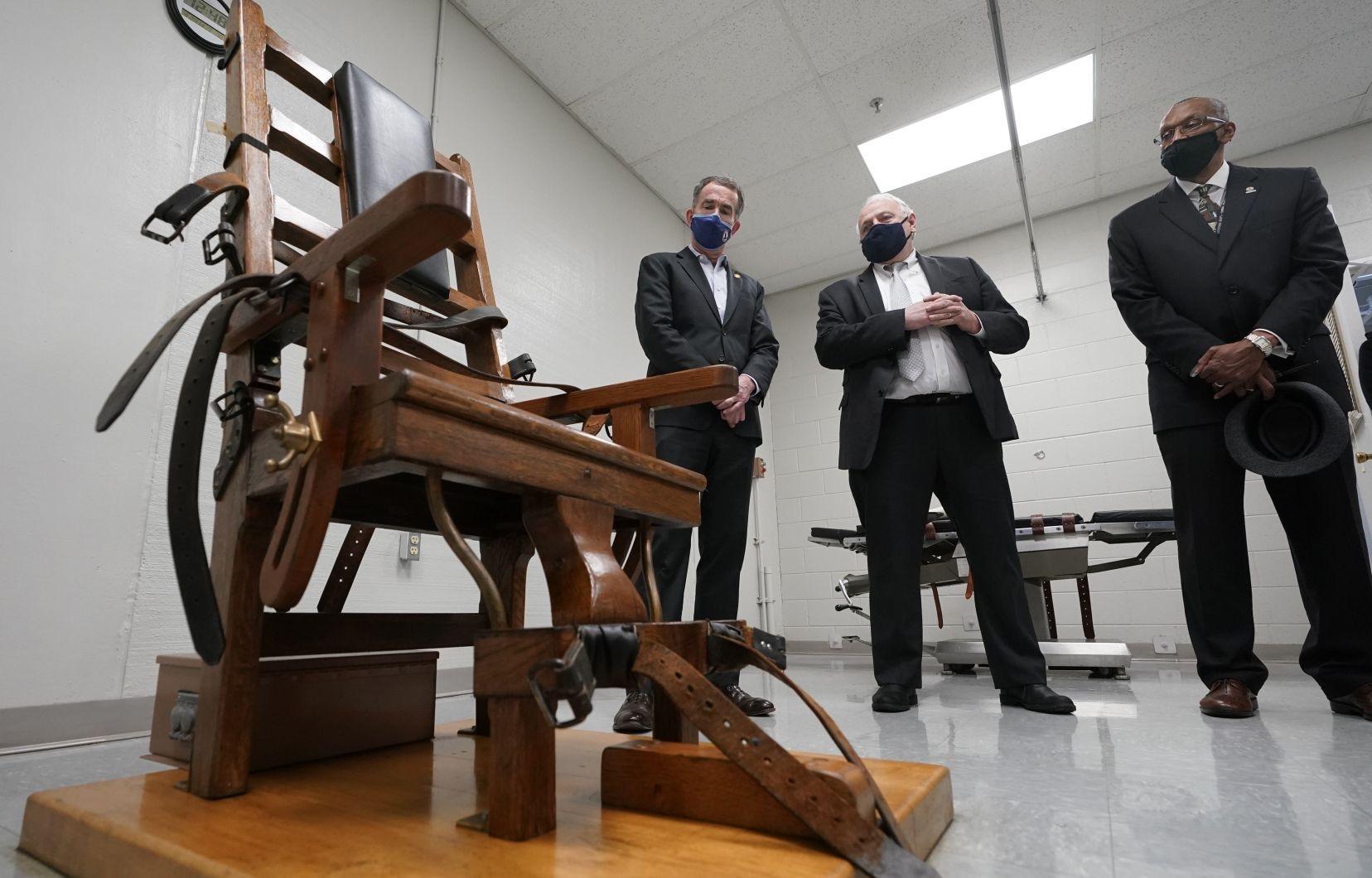 États-Unis : La Virginie abolit la peine de mort.