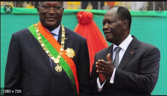 Conférence des Chefs d'Etat et de Gouvernement de l'UEMOA : Rock André Kaboré succède à Alassane Ouattara