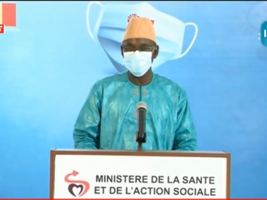 SÉNÉGAL : 99 nouveaux cas testés positifs au coronavirus, 296 nouveaux guéris, 3 nouveaux décès et 28 cas graves en réanimation.