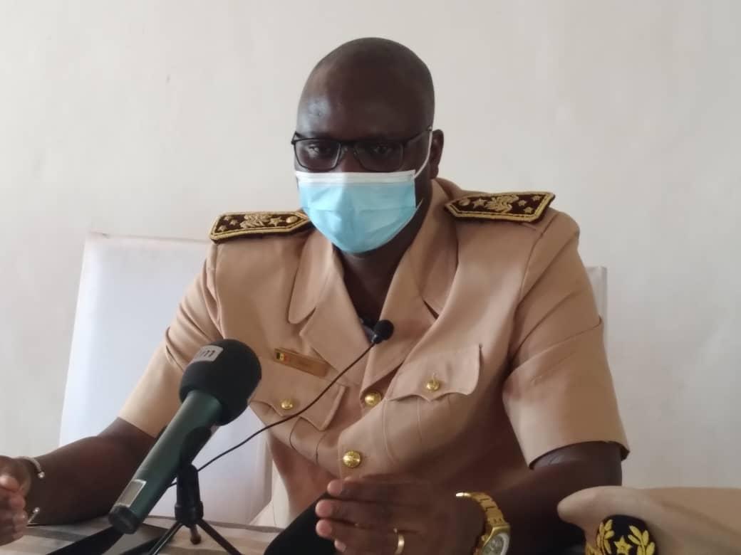 KÉDOUGOU / EMPLOI DES JEUNES : Le Gouverneur Saer Ndao a présidé le CRD spécial.