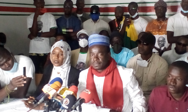 Thiès :  «Le Président Macky Sall reviendra à la charge et il faudra qu'on soit prêt» (Birame Soulèye Diop)