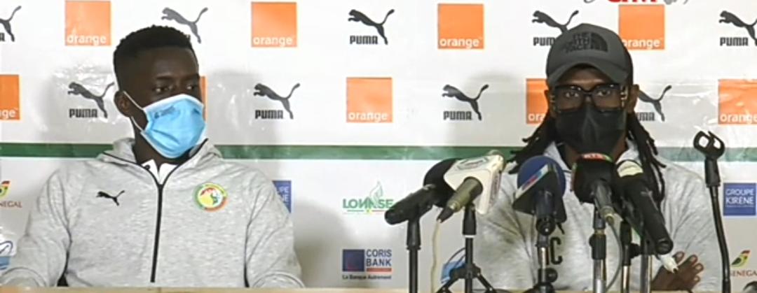 Aliou Cissé défend sont « 3-5-2 » : « Ce n'est pas du jour au lendemain que tout sera parfait! »