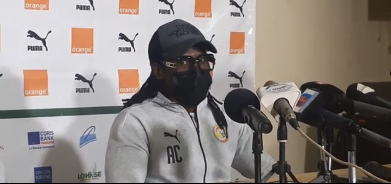 Aliou Cissé (sélectionneur des Lions) « Qui suis-je pour ne pas être critiqué ? »