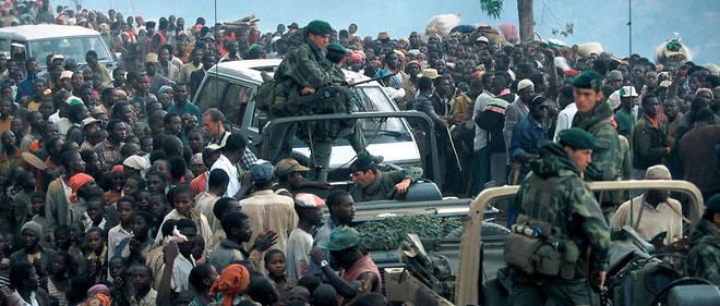 Génocide des Tutsi au Rwanda : Les débuts d'un déchainement de violences et l'intervention de la France...
