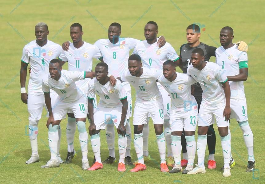 Équipe nationale du Sénégal / Le 3-5-2 pose problème mais la première équation d'Aliou Cissé c'est de faire sauter le verrou du bloc bas de l'adversaire