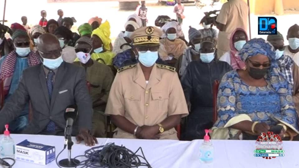 NGOYE À BAMBEY/ Les populations et l'exécutif local rêvent d'un centre de santé.