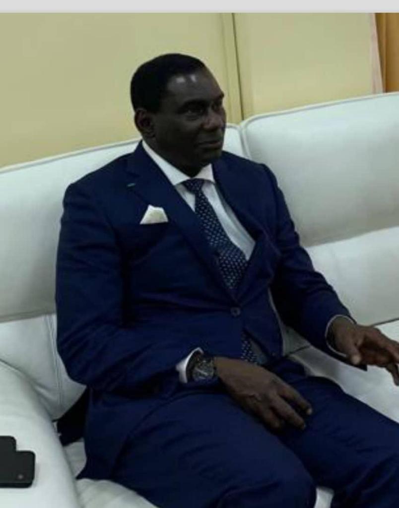 Pâques : La contribution du Dr Cheikh Kanté fortement appréciée par le Pasteur et la communauté catholique de Fatick