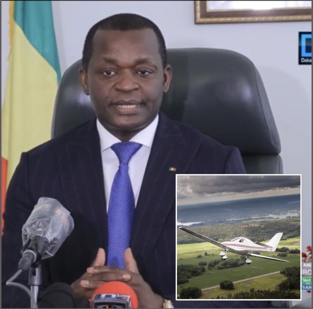 Survol illégal d'Aéronefdans les zones de sécurité : Le ministère du Tourisme immobilise l'appareil et ouvre une enquête.