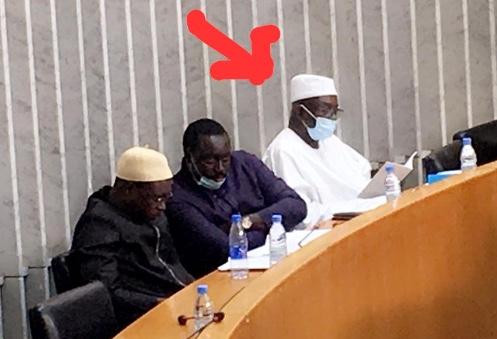 Assemblée nationale : Issa Sall a été remplacé par le député Cheikh Tidiane Ndiaye.