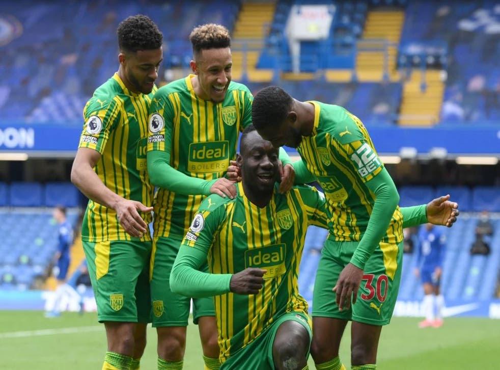 Premier League : Chelsea d'Édouard Mendy coulé par West Bromwich de Mbaye Diagne buteur...(2-5)