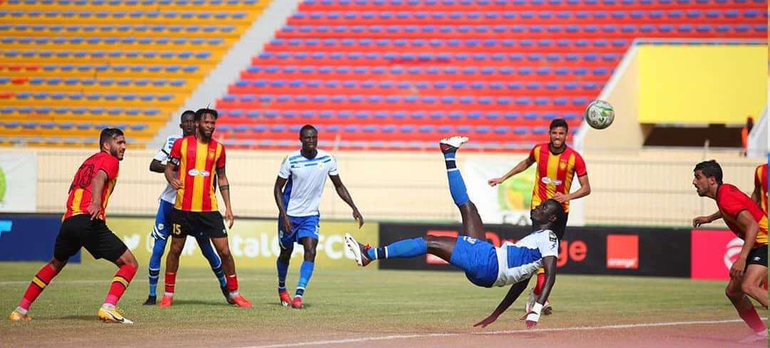 Ligue africaine des Champions : Première victoire historique de Teungueth FC qui domine l'Espérance de Tunis (2-1)