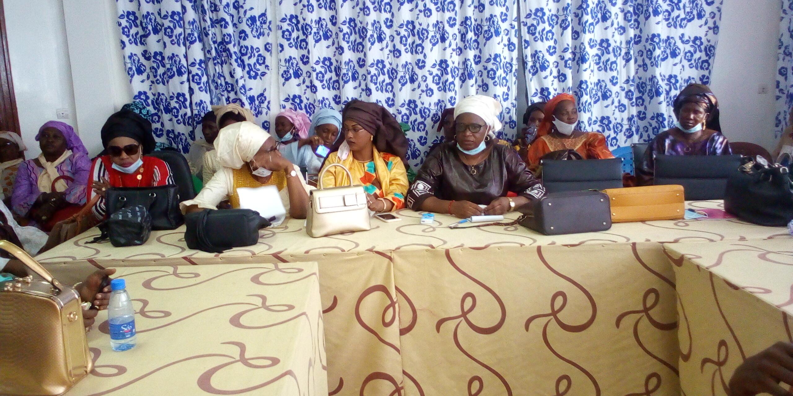 KOLDA : Les femmes de BBY réaffirment leur soutien à Macky Sall… et déplorent les violences…