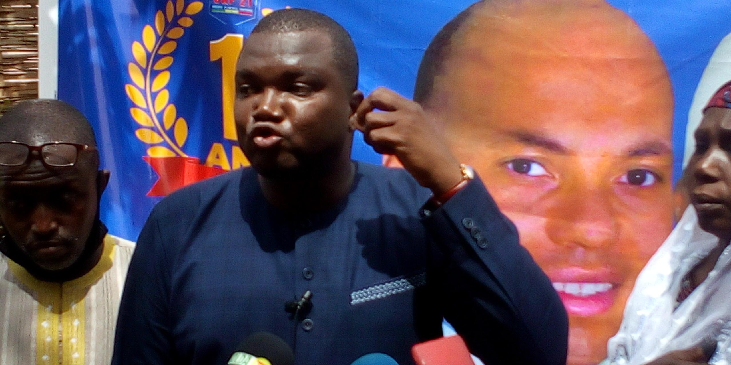 KOLDA / Tidiane Tamba (président du mouvement CAP21) : « Toutes les mairies et les conseils départementaux doivent être sous délégation spéciale… Aujourd'hui, on ne peut pas diriger ce pays sans… »
