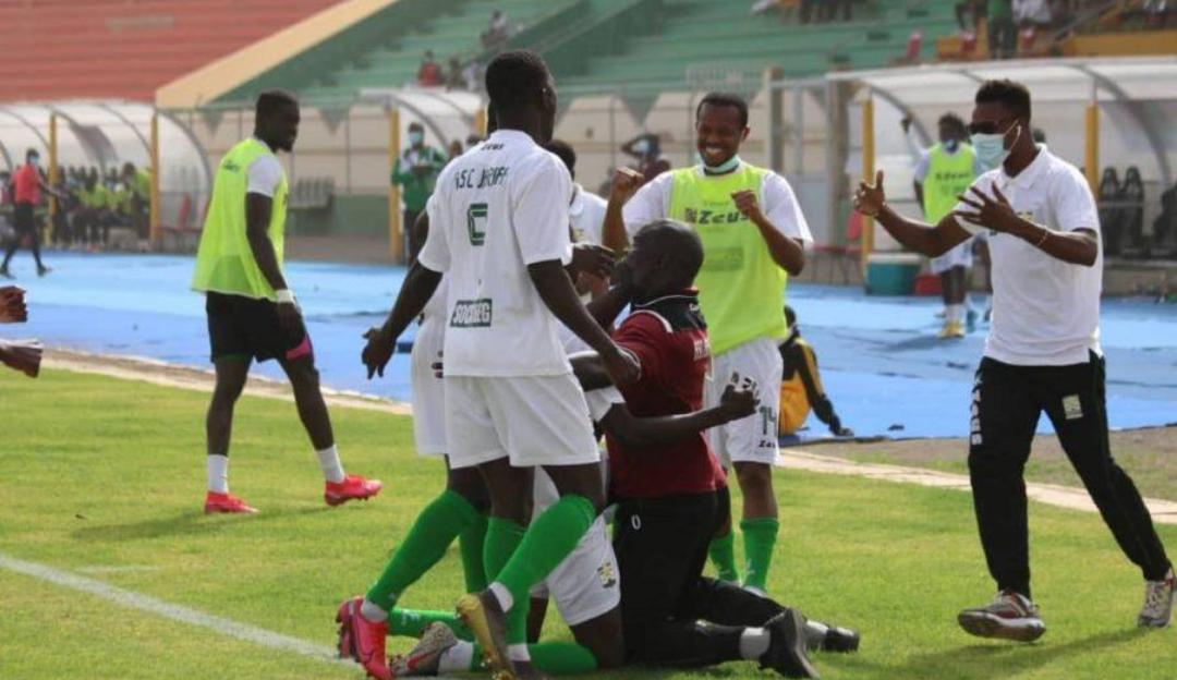Coupe CAF : Le Jaraaf s'impose 2-0 contre Salitas.