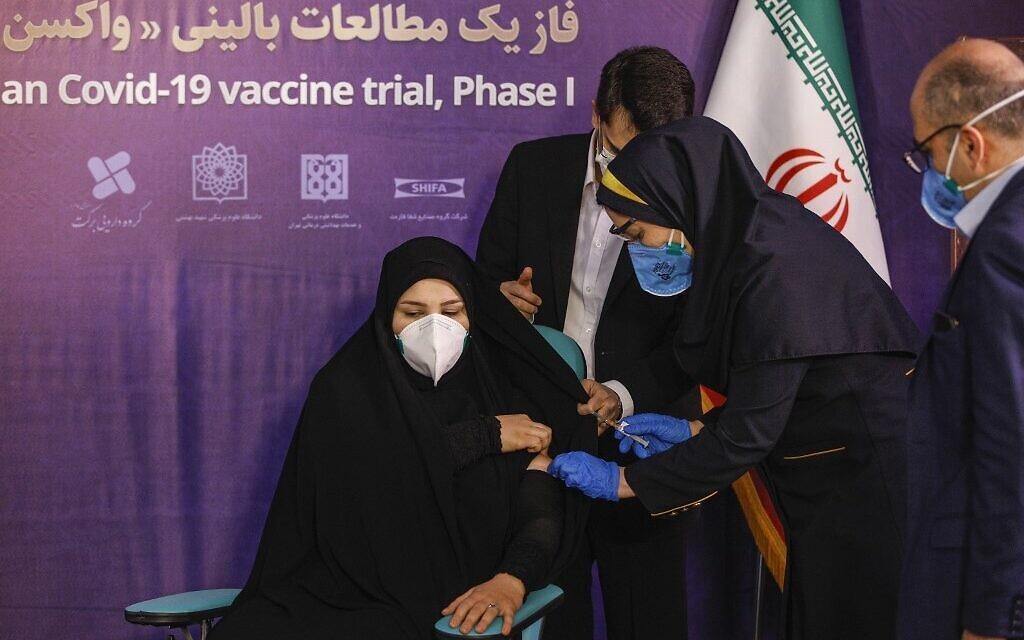 Iran : Manque de vaccins, hausse des contaminations, la pandémie de covid-19 s'aggrave.