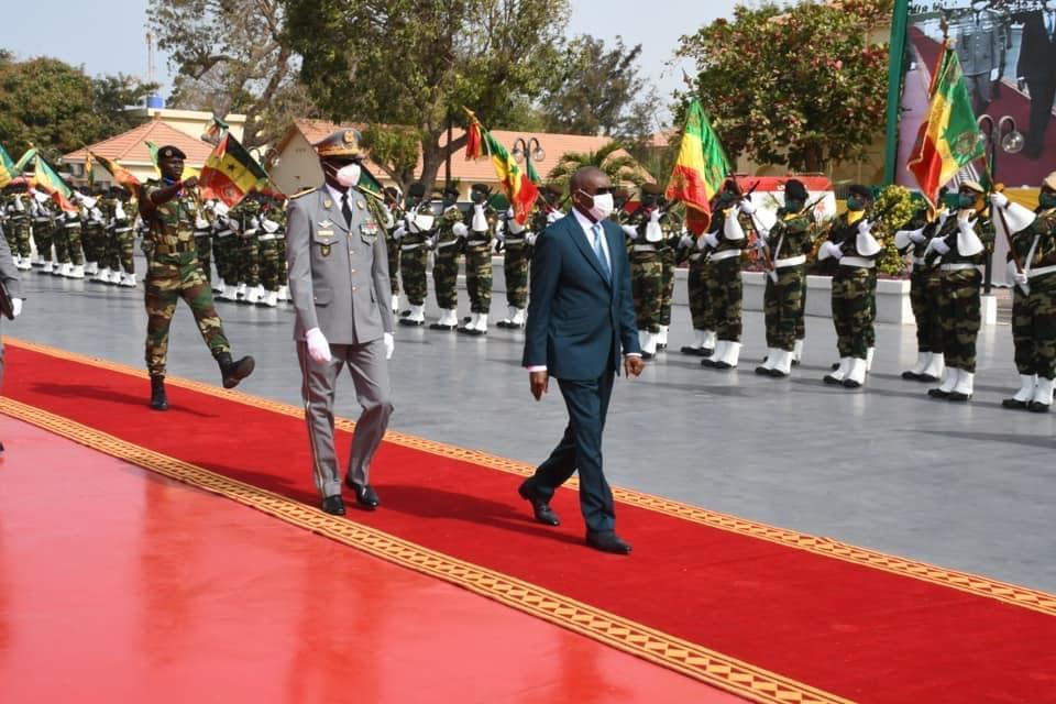 Sécurité intérieure : Le ministère des Forces Armées sort la grande artillerie financière pour se doter de matériels lourds et sophistiqués.