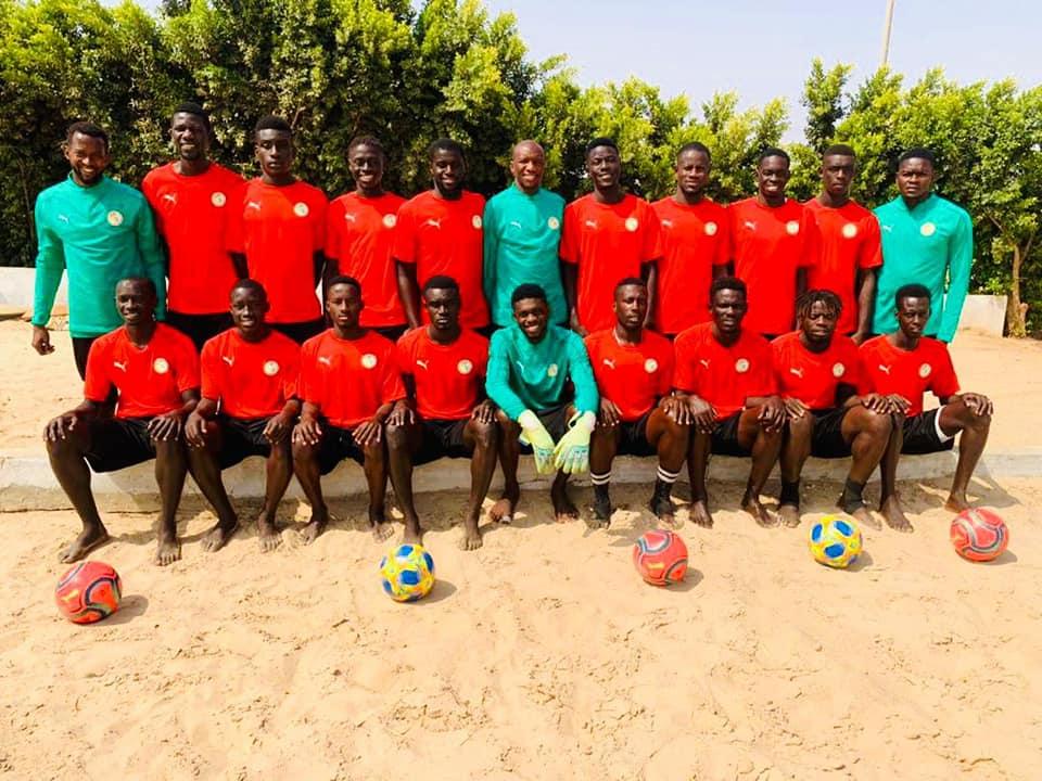 Préparation CAN Beach soccer / Ngalla Sylla revient sur le regroupement des lions et les matches amicaux contre le Maroc.
