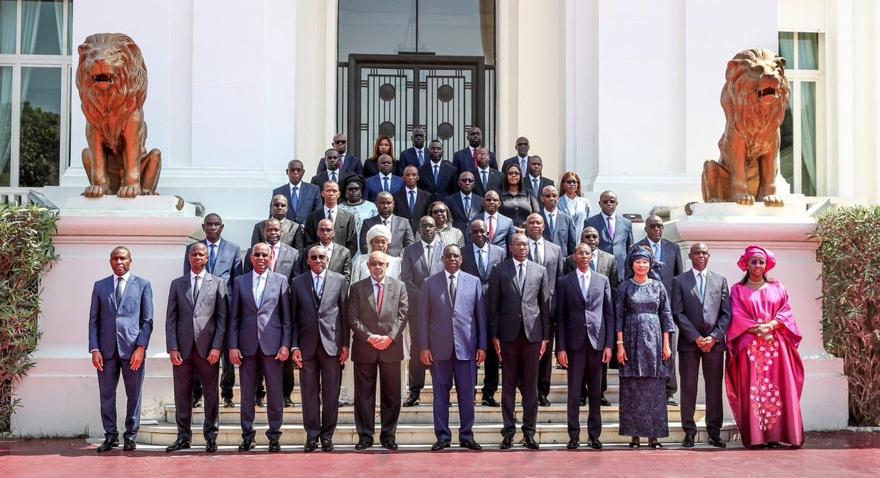 Communiqué du conseil des ministres du Mercredi 7 avril 2021.