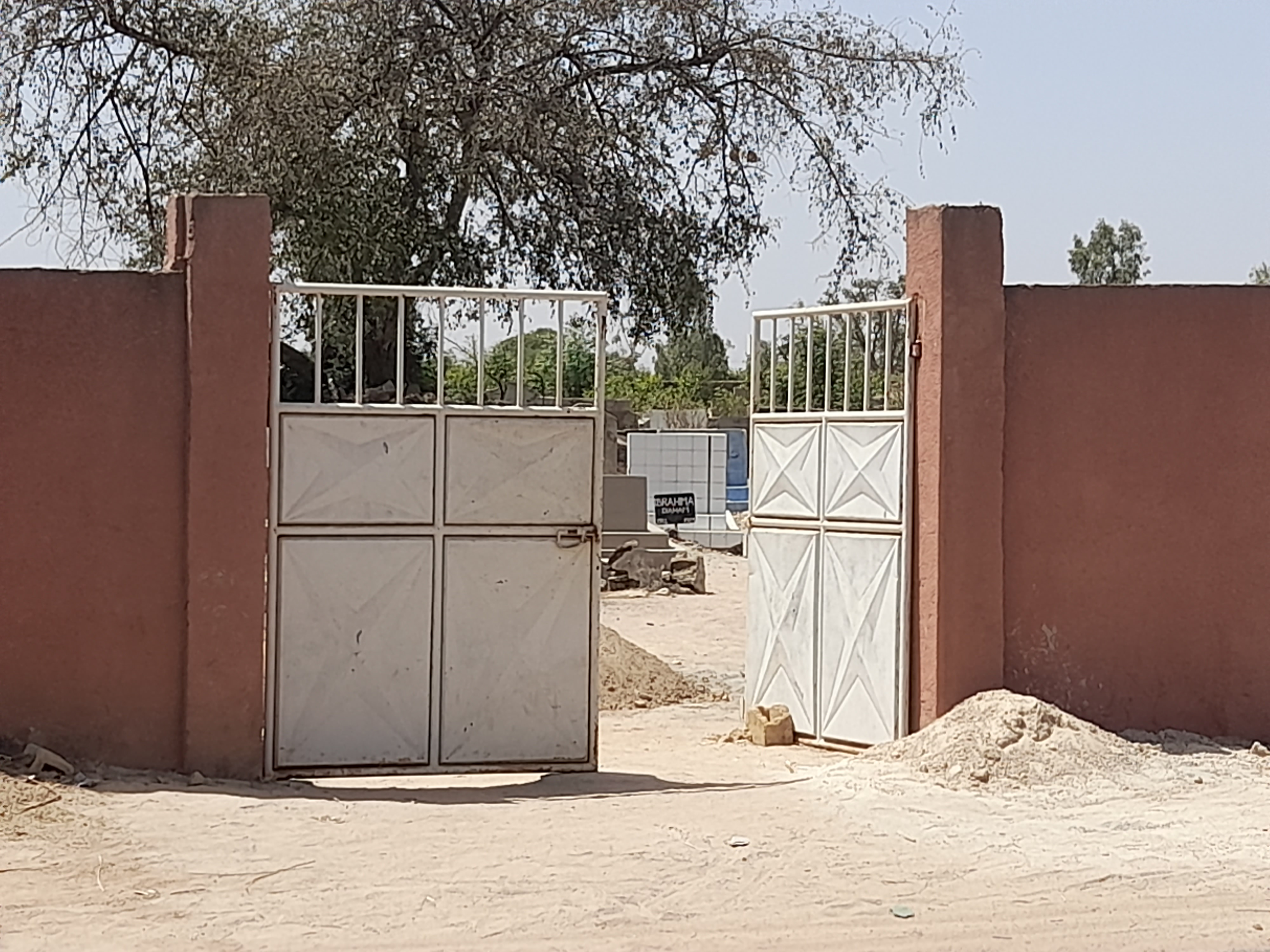 Sokone : Voici la dernière demeure du Doyen des Juges (IMAGES)