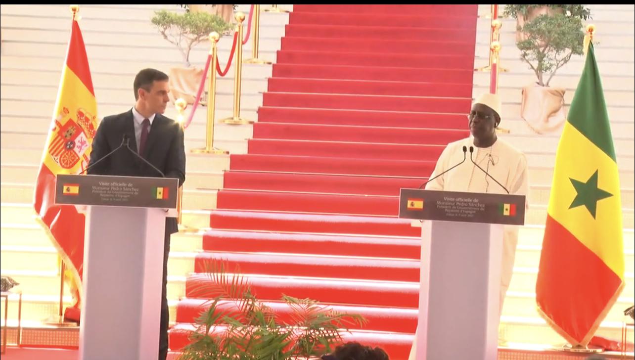 La migration circulaire : la nouvelle stratégie du Sénégal et de l'Espagne pour  couper la route de l'Atlantique.