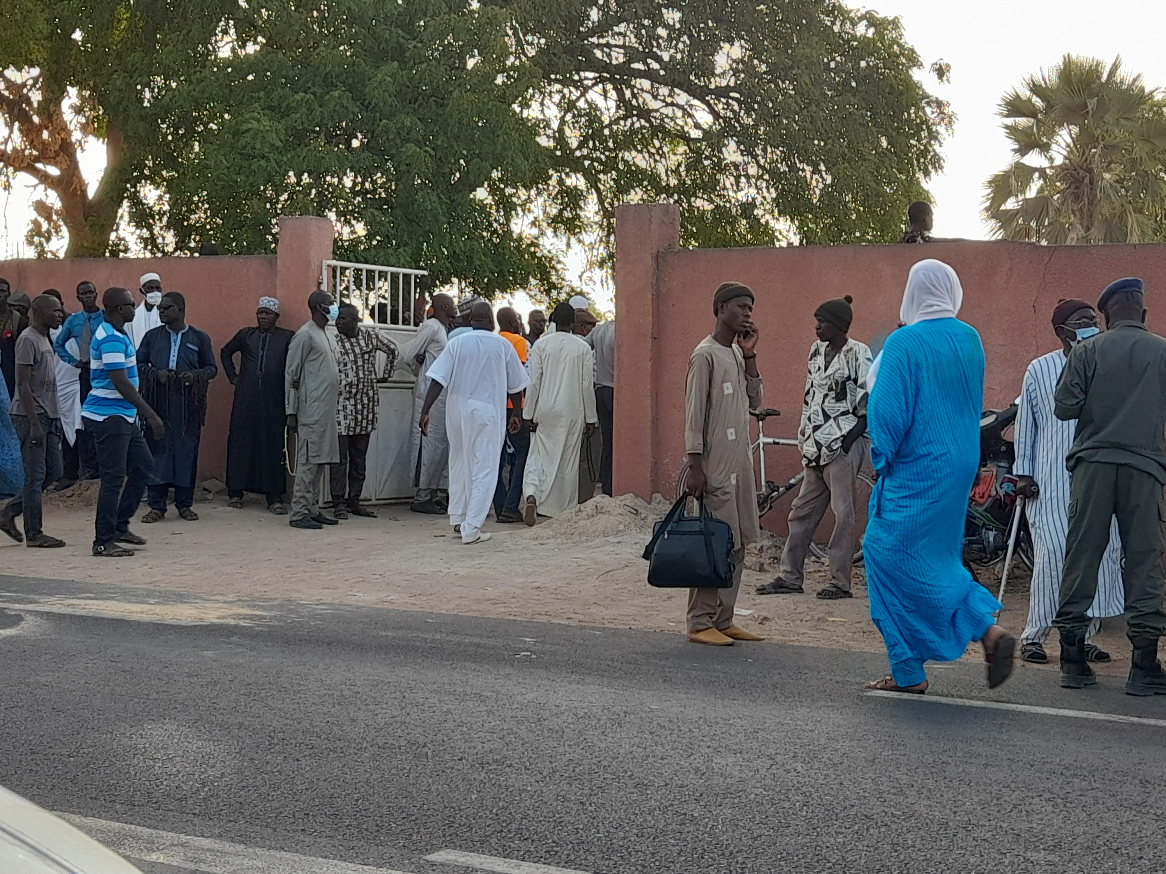 Sokone : «Tonton Bathie» (Samba Sall) inhumé au cimetière musulman.