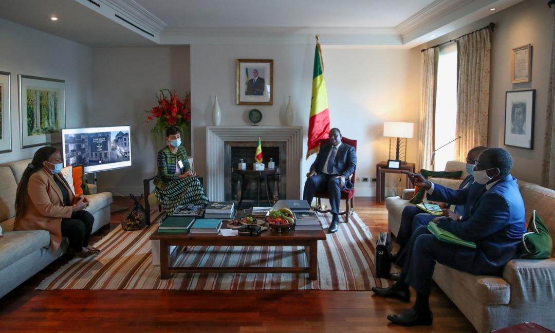 Bruxelles : Le programme chargé du Chef de l'État Macky Sall lors de son séjour.