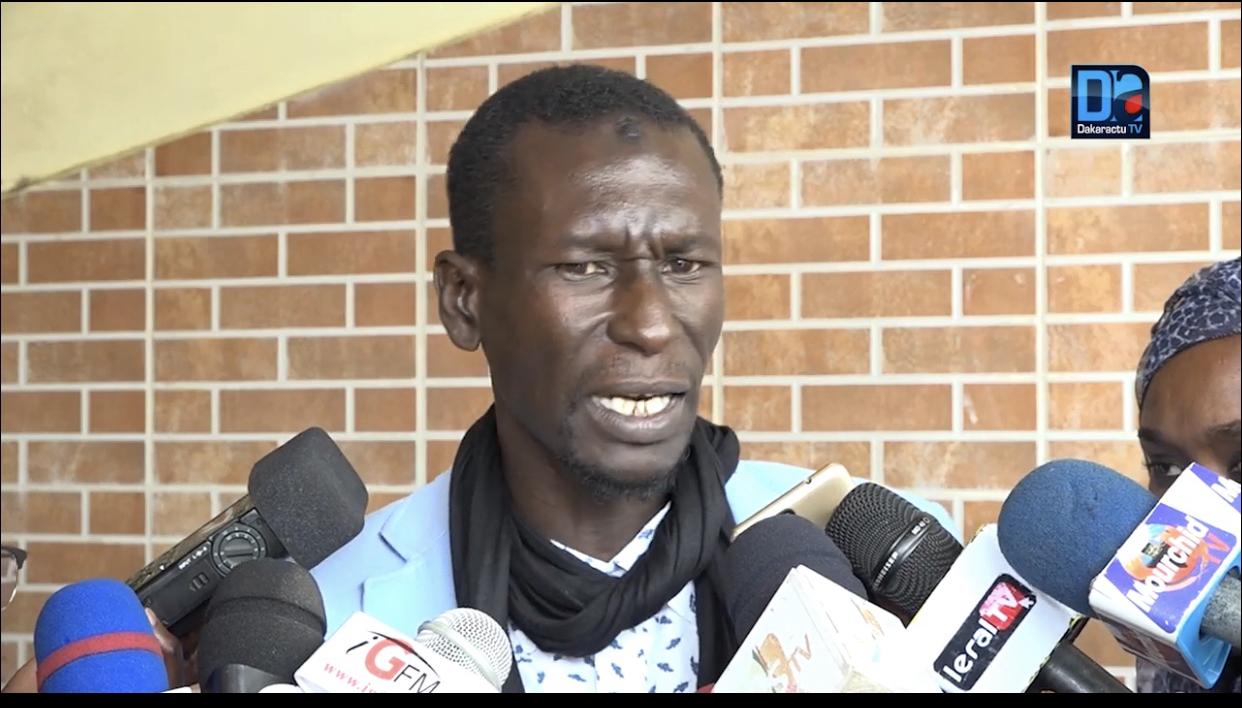 Controverse autour des locales / Abdourahmane Sow, COS/M23 : «La mouvance doit nous épargner ce débat. Ils ne peuvent évoquer quelque légitimité que ce soit...»
