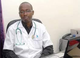 Docteur Abdoulaye Diop, gynécologue et obstétricien