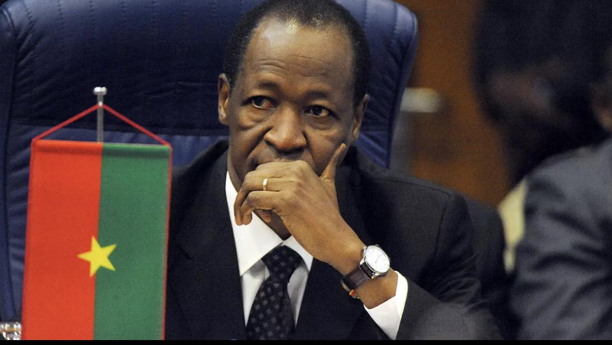 Burkina Faso : L'ancien président Blaise Compaoré fera face à la justice pour l'assassinat de Thomas Sankara.