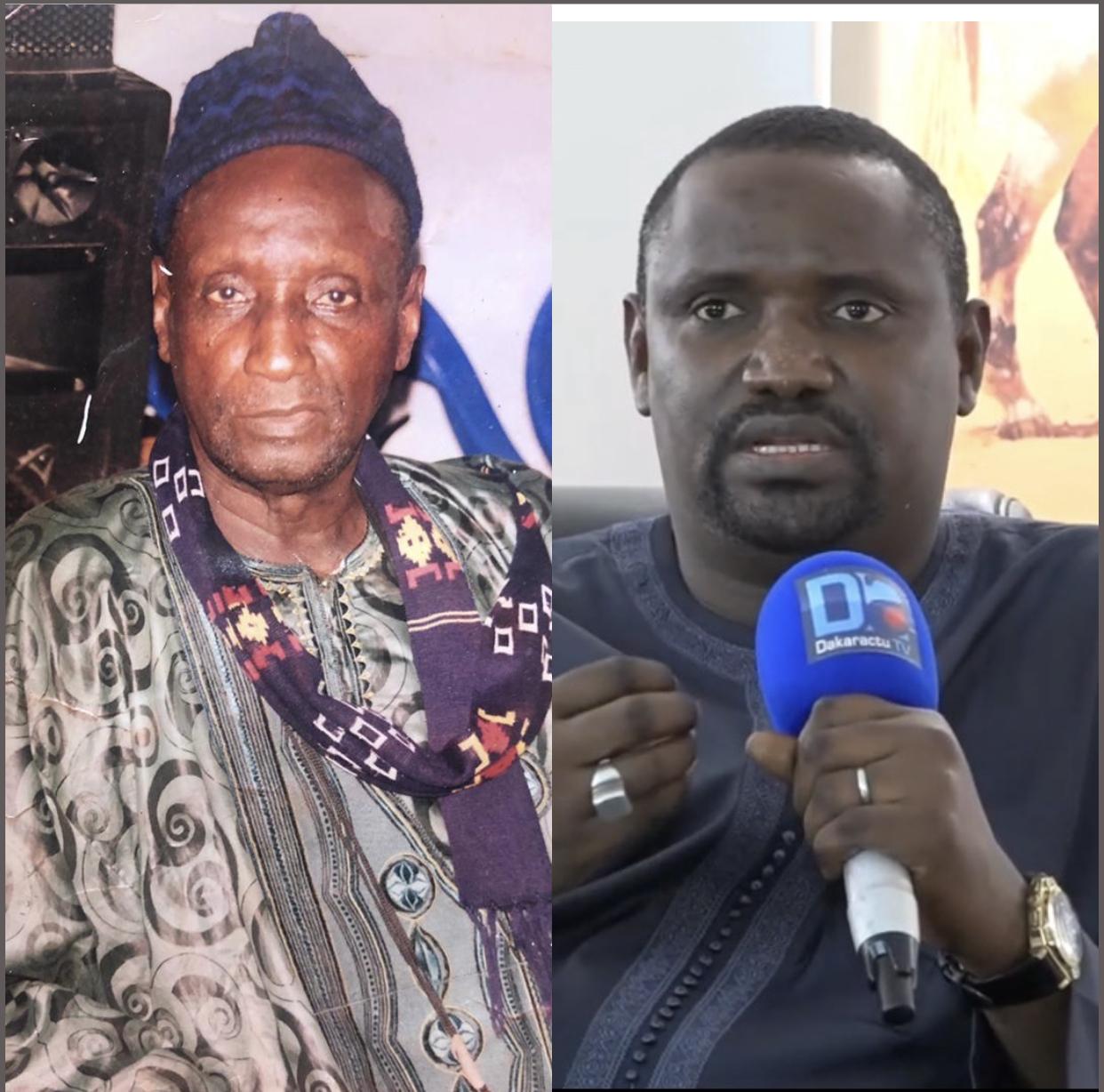 Nécrologie : Le ministre Samba Ndiobène Ka a perdu son père.