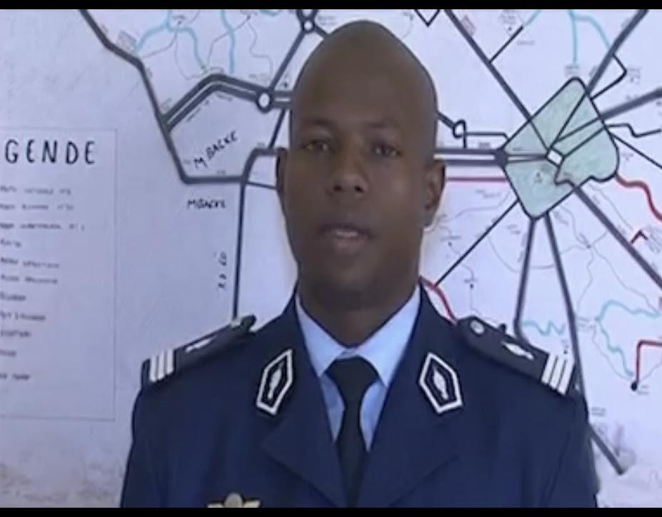 Gendarmerie : Qui est le Capitaine Alioune Ndiaye, le nouveau patron de la Section de Recherches ?