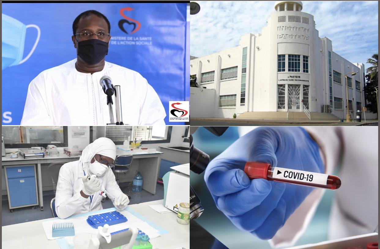 Surveillance génomique du SARS-COV-2 : L'Institut Pasteur de Dakar affirme avoir découvert le variant britannique chez 14 patients à Dakar