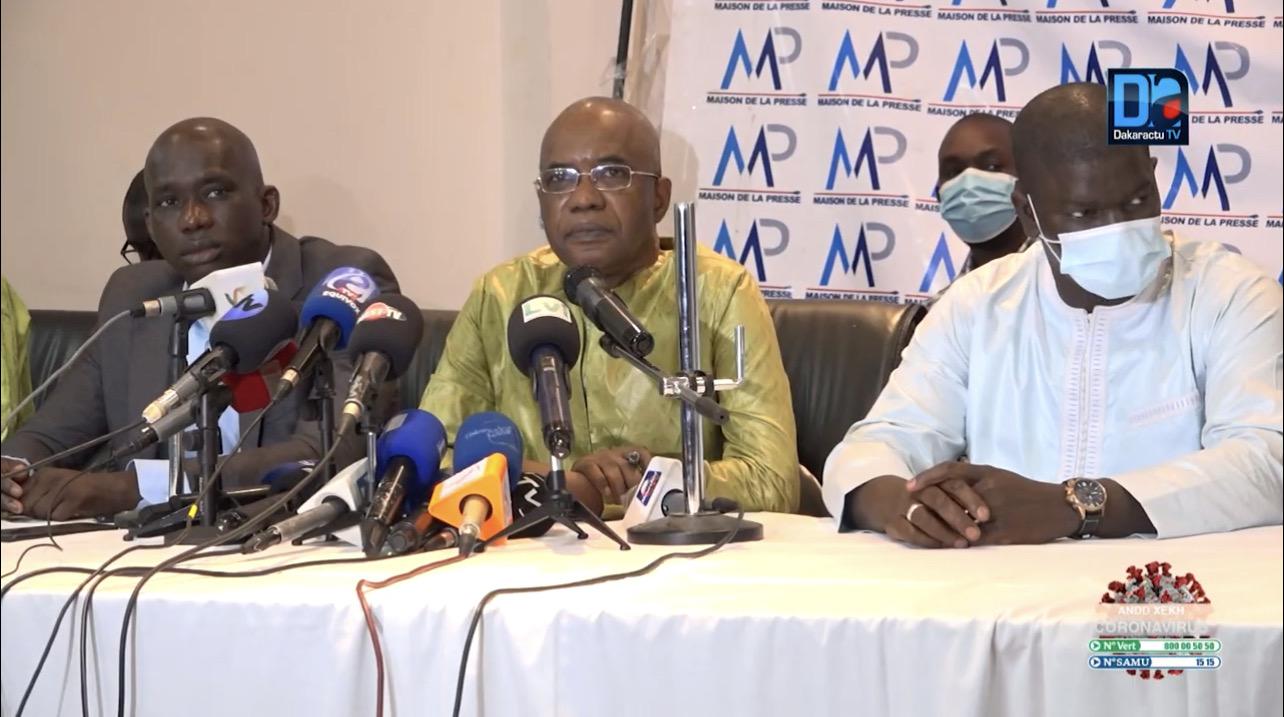 Agressions et atteintes aux journalistes : Les acteurs des médias dans la rue le 3 mai prochain.