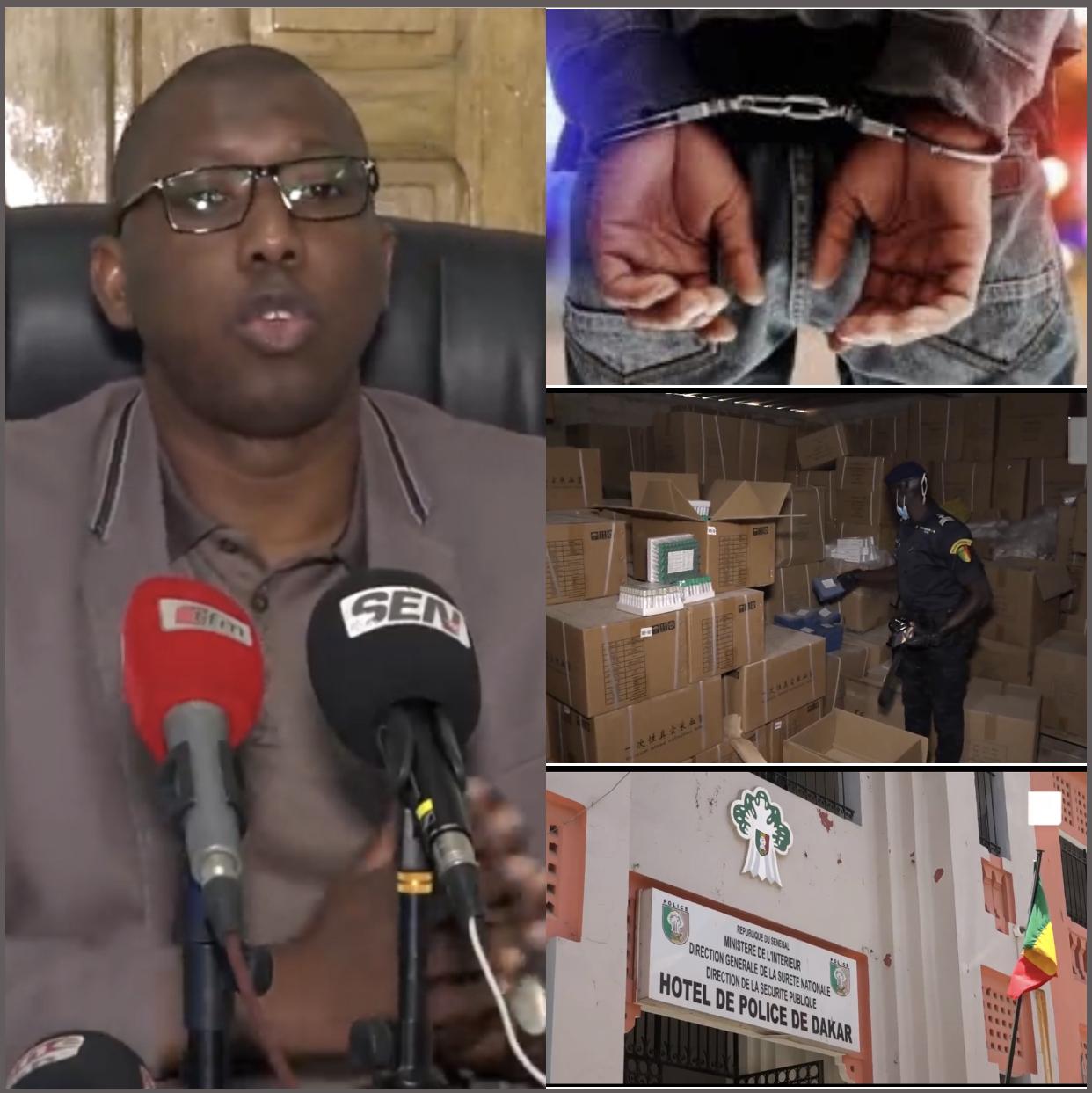 Affaire de trafic de médicaments : Les aveux des mis en cause, une vague d'arrestation attendue à la SU.