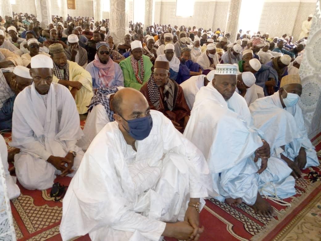VÉLINGARA : Réouverture de la grande mosquée après une longue fermeture…