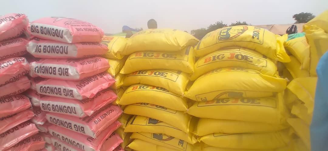 Koungheul : Yaya Sow dote la population des 09 communes du département de denrées alimentaires d'une valeur de plus de 11 millions de Fcfa.