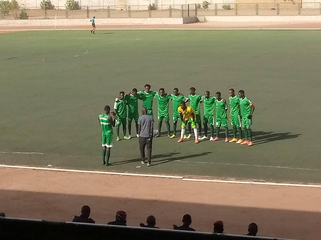 Kaolack / National 1 : Asc Saloum signe sa première victoire à domicile face aux gazelles de Kédougou 2 buts à 0.