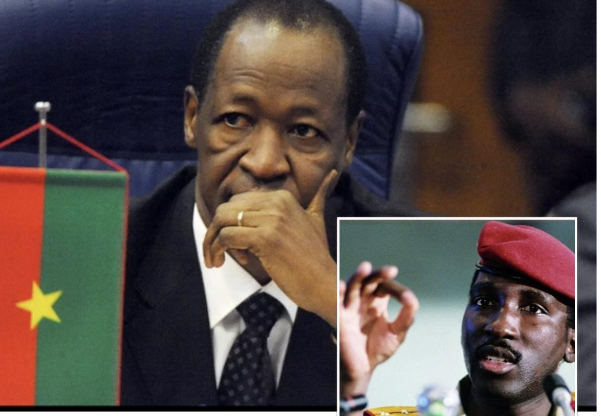 Procès Thomas Sankara : Ce qui rend difficile voire impossible la comparution de Blaise Compaoré...