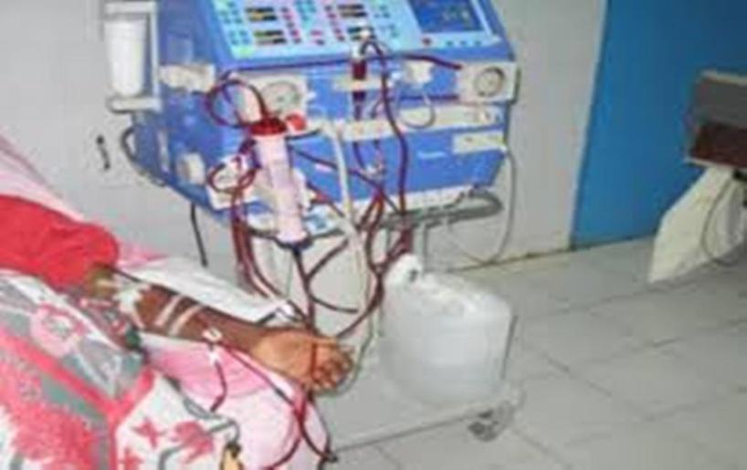 KOLDA : Le service de la dialyse fonctionnelle.