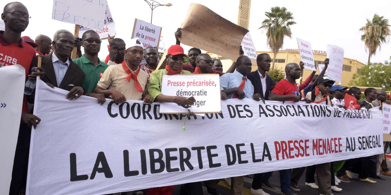 Classement liberté de la presse 2021 : le saccage de « Les Échos », les atteintes à la liberté de la presse et l'intimidation des médias font perdre deux places au Sénégal.