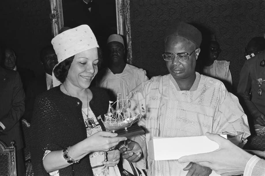 Nécrologie : Décès de Germaine Ahidjo, l'ex-première dame du Cameroun à Dakar.