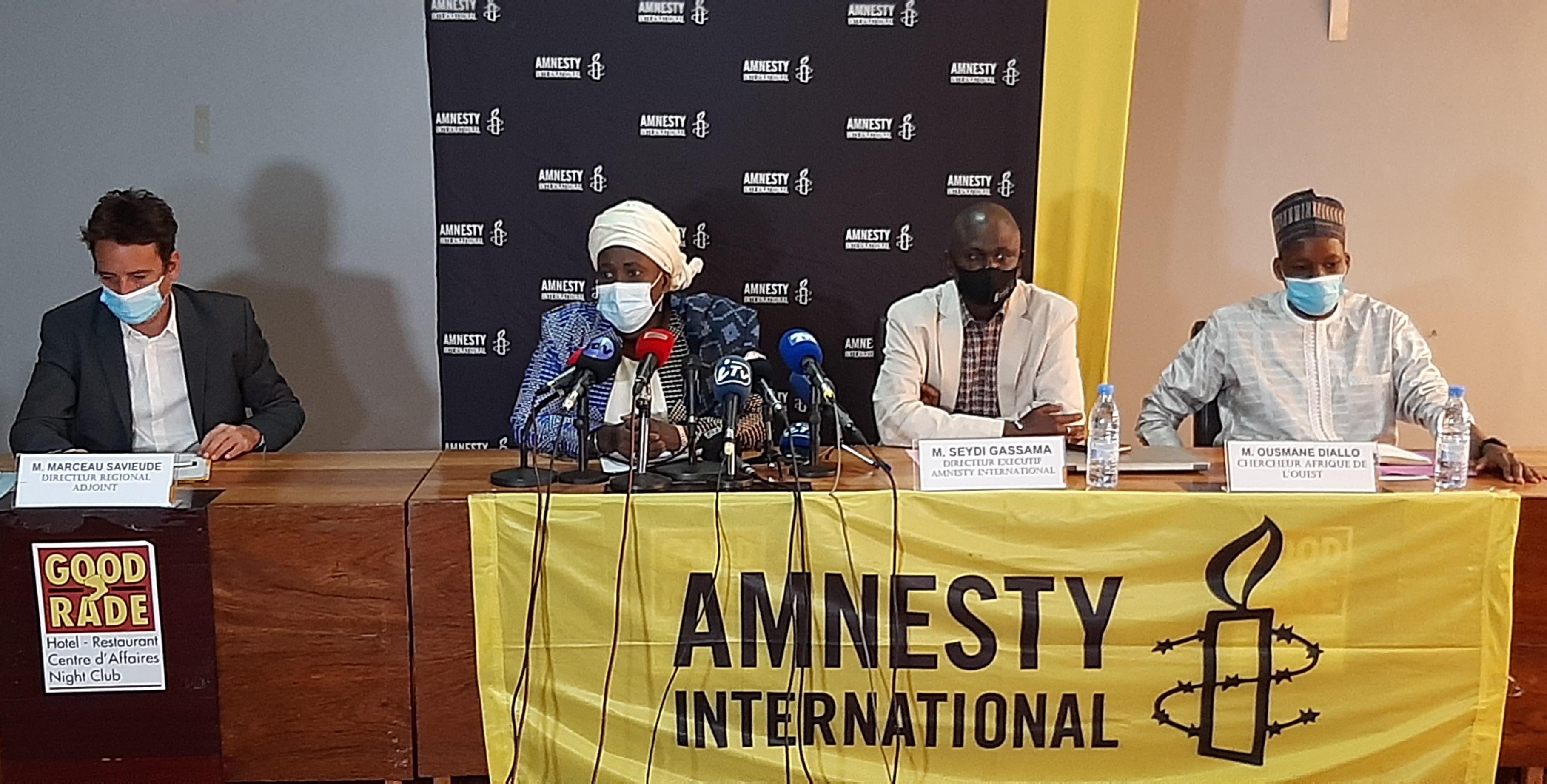 Défense des droits de l'homme / Les exécutions en chiffres pour l'année 2020 (Rapport Amnesty International)