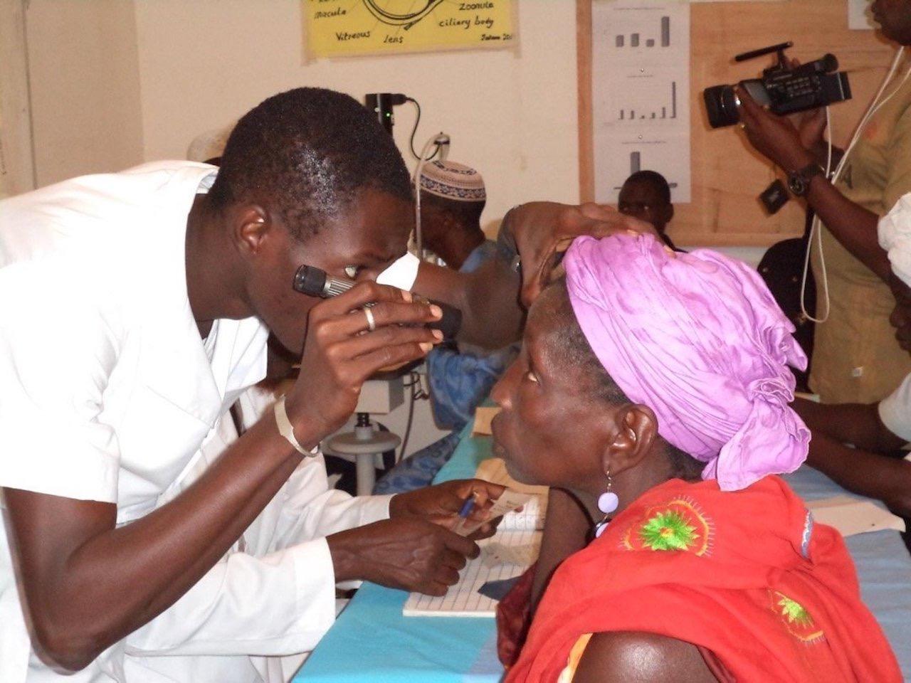 Santé : Élimination du trachome en tant que problème de santé publique en Gambie, les félicitations de l'Oms...