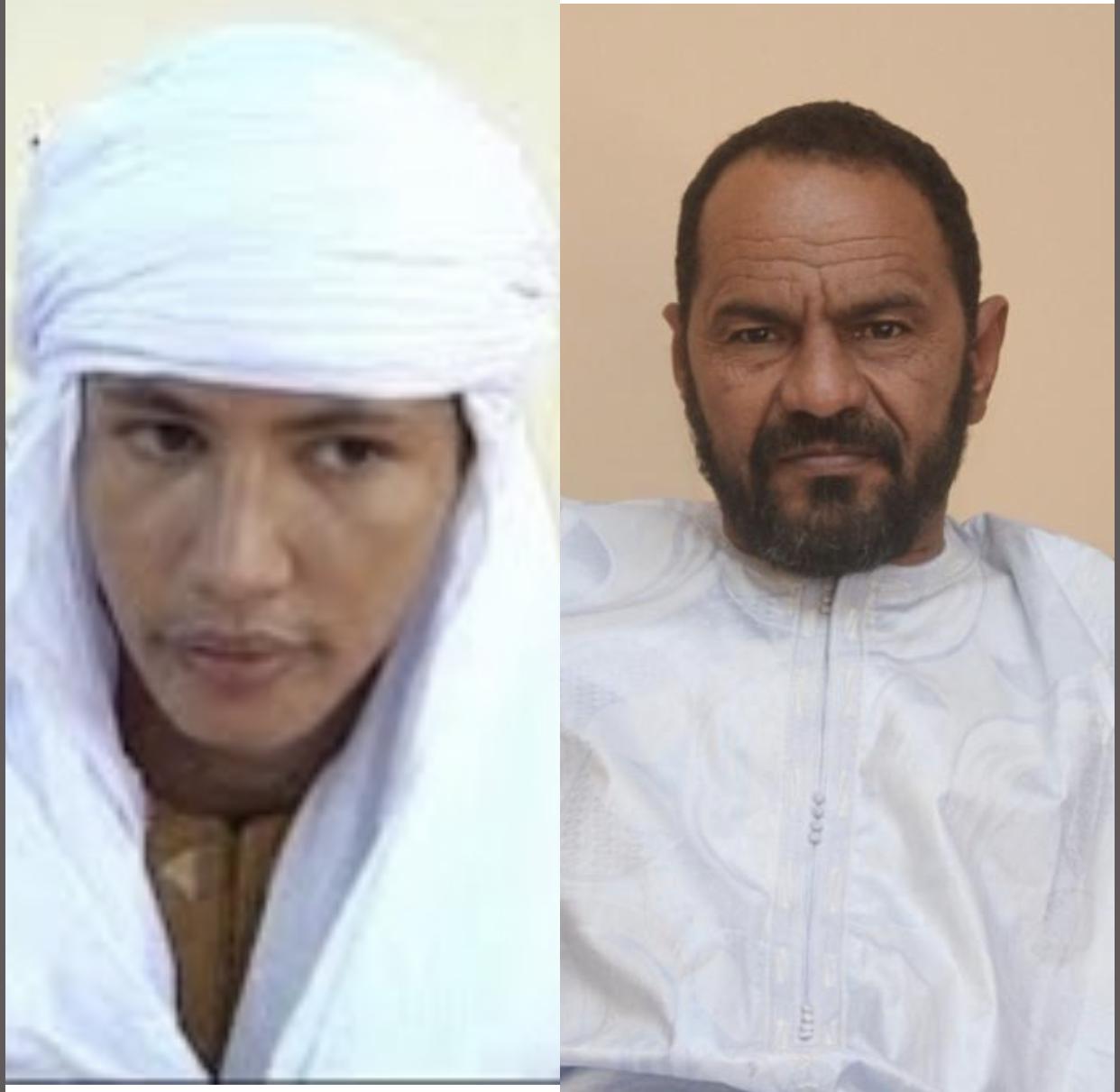 Mouvements de l'Azawad : Attaye Ag Mohamed succède à Sidi Brahim Ould Sidati.