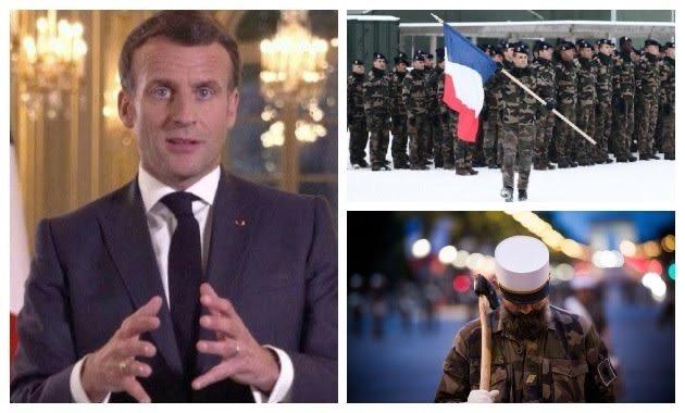 France : Lettre de 20 généraux de l'armée qui appellent le président Macron à « un retour de l'honneur de nos gouvernants » et pour « la défense du patriotisme »