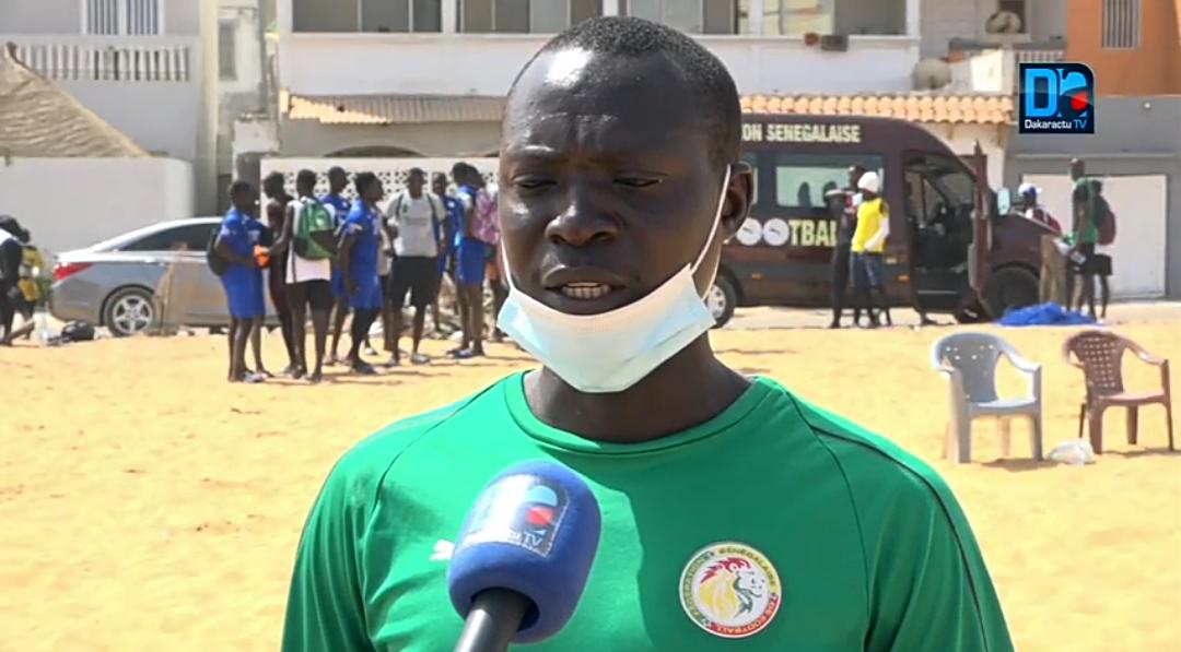 Tirage CAN Beach soccer 2021 : Le coach des lions, Ngalla Sylla s'attend à des matches difficiles...