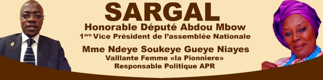 Thiès / Sargal Abdou Mbow et Ndèye Soukèye Guèye : Le Président Macky Sall invité à prendre part à la cérémonie
