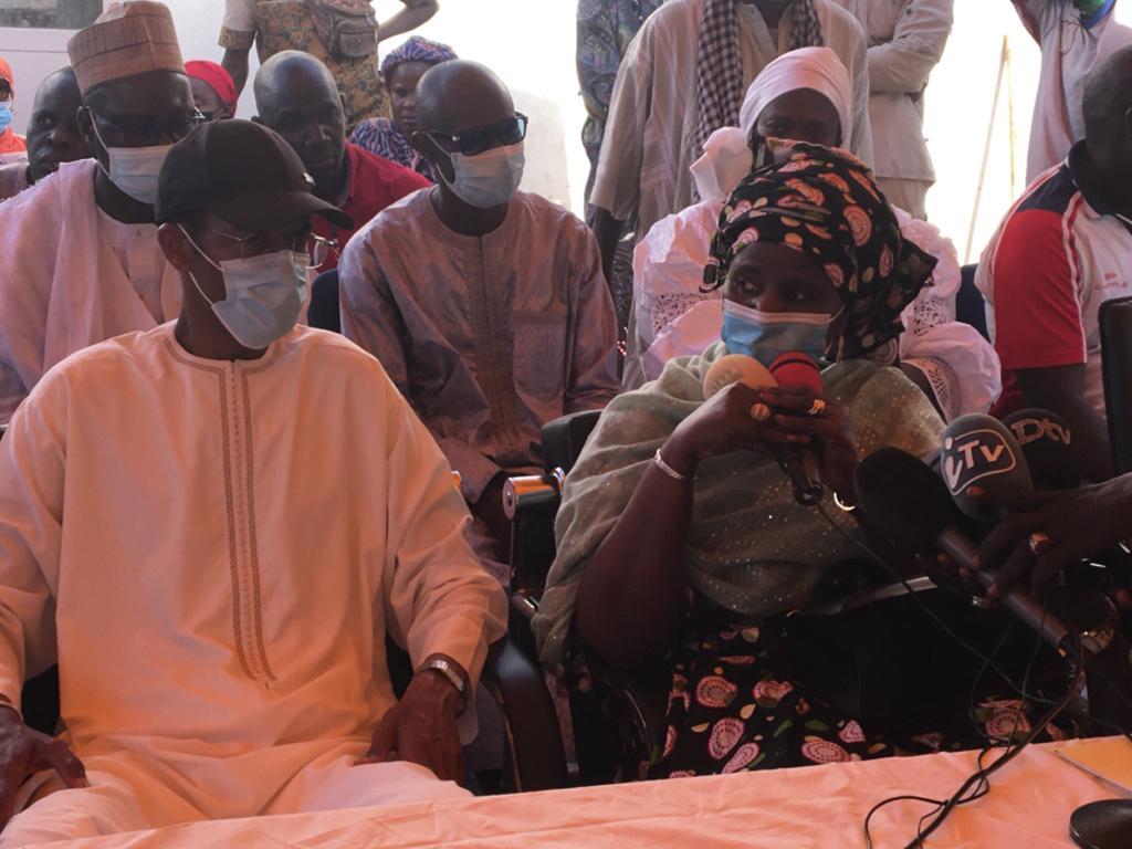 Marché au poisson de Kaolack : Alioune Ndoye recueille les doléances... Mariama Sarr essuie la colère des travailleurs.