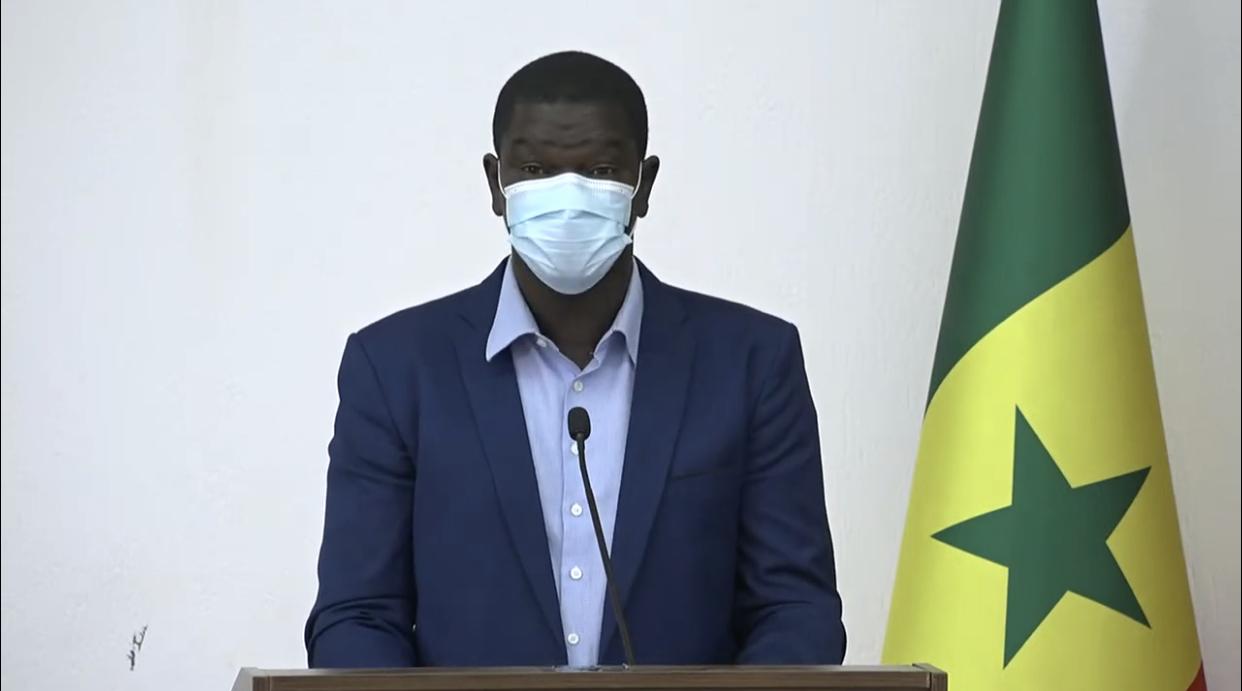 1er mai / Présentation du cahier de doléances : «Mr le président, notre secteur est en péril! Des réformes majeures s'imposent dans l'urgence...» (Bamba Kassé, SG du Synpics)