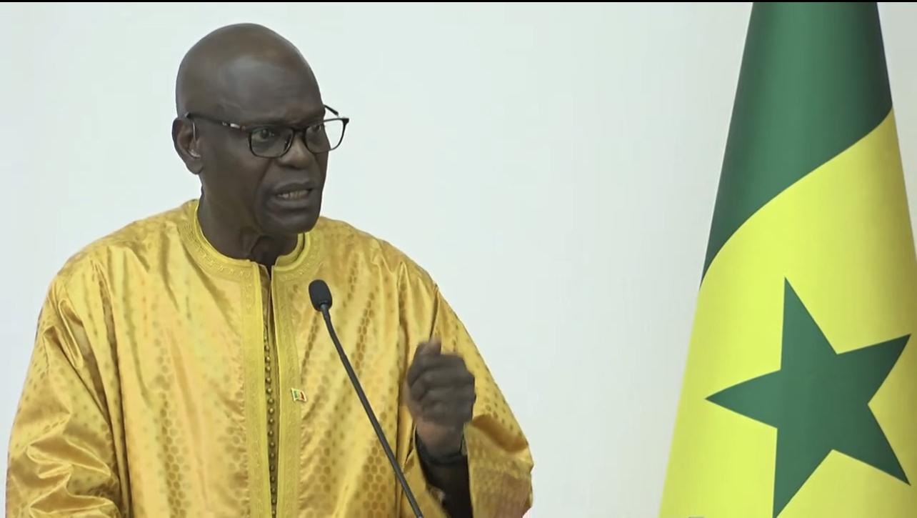 1er Mai : Cheikh Diop étale les difficultés des travailleurs de Fortsesa, des phosphates de Ndendory, Twyford, Ngadiaga ou encore CGO Diogo.